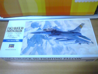 1/72 F-16CJ (BLOCK50) FIGHITING FALCON
