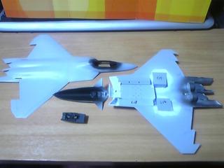 F-22A 製作中