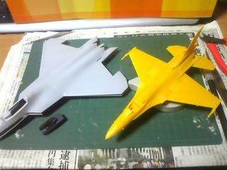 F-2AとF-22