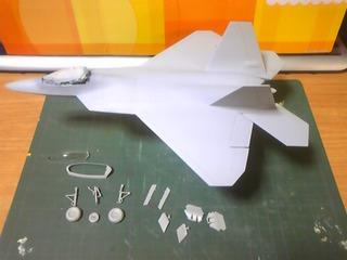 F-22A サフ