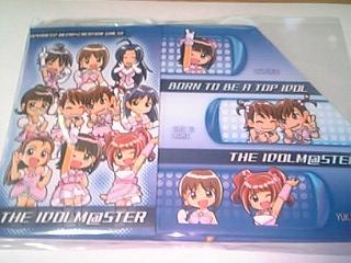 アイドルマスターCD収納BOX