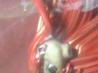 灼眼のシャナフィギュア